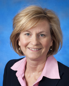 Jenny Hanson, RN, President/CAO of LeConte Medical Center