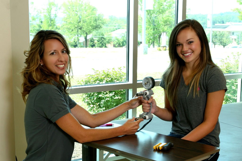 Occupational therapy available at both locations.