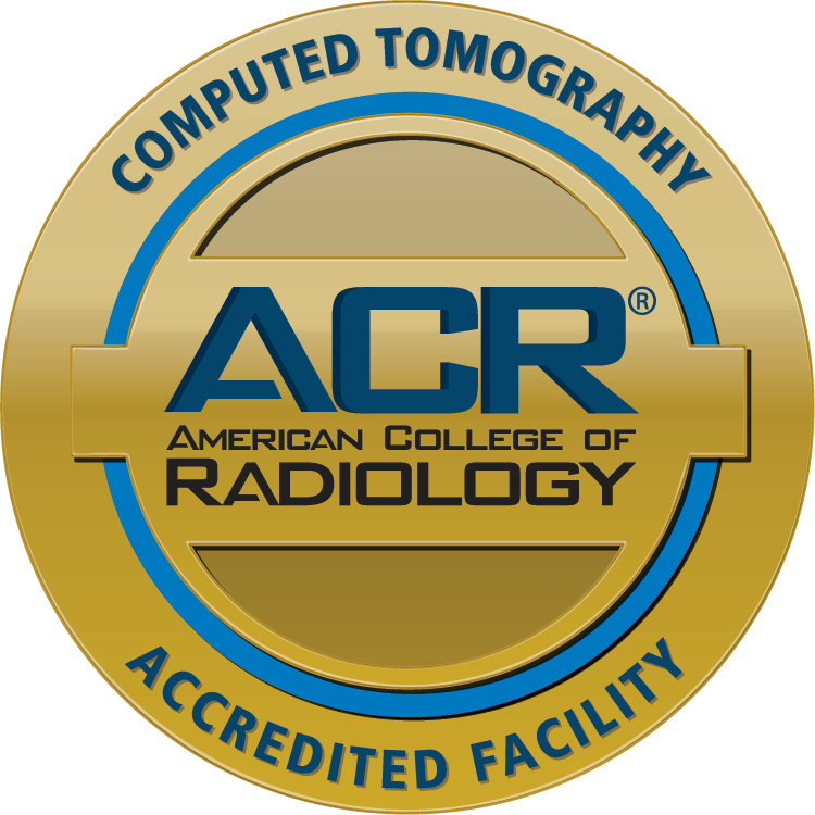 ACR CT Accredited Facility Seal