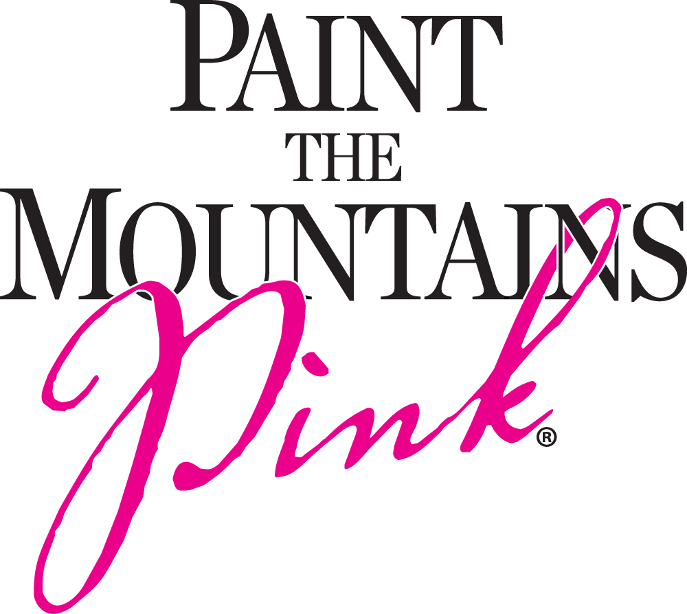 Paint the Moutains Pink logo