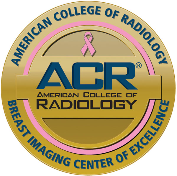 ARC Breast Imaging Center of Excellence Seal