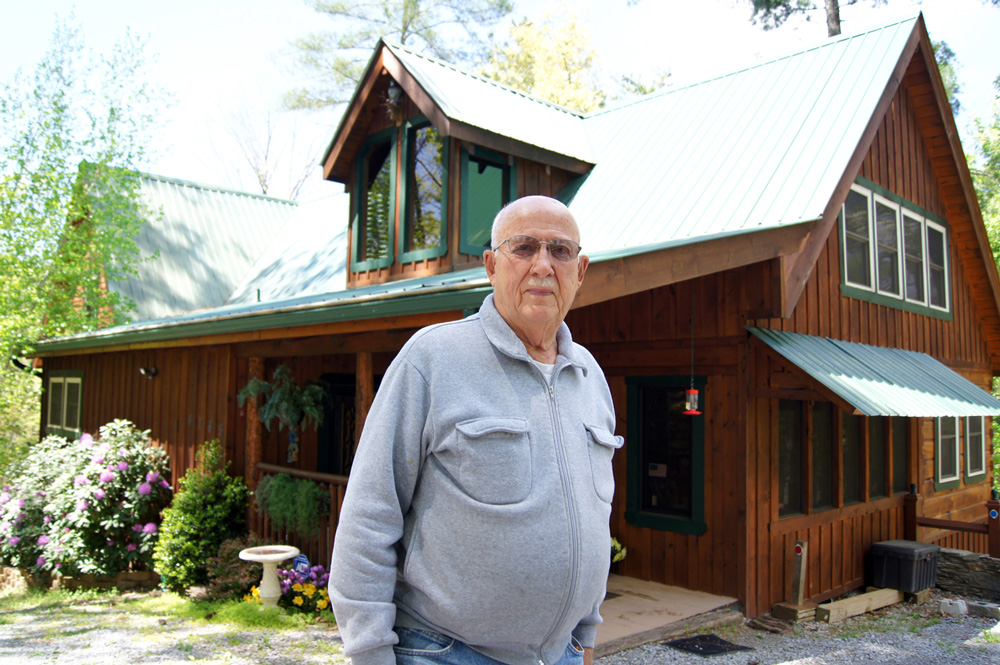 Three years post-surgery, retired dentist Bruce Hilborn is still experiencing the benefits of his procedure.
