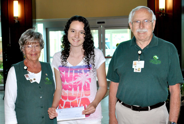 Mariah Billings with Julia Householder and Bob Clements