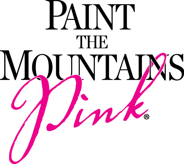 Paint the Mountains Pink logo