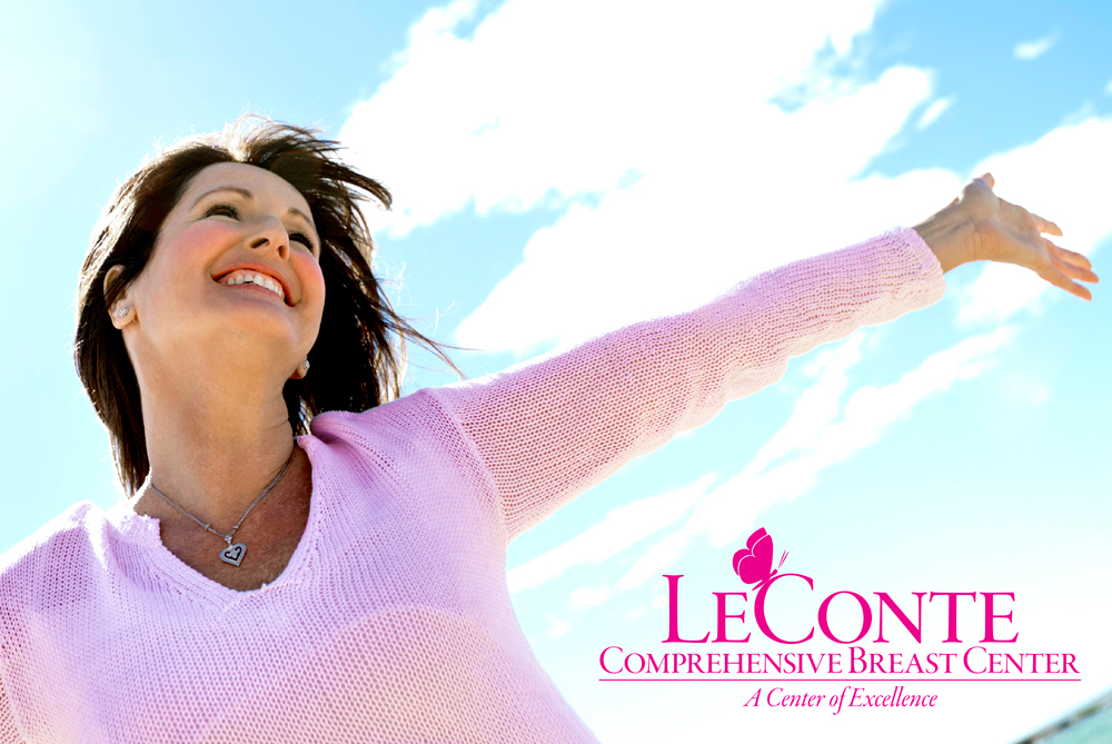 LeConte Comprehensive Breast Center is pleased to now offer 3D mammography, also known as digital breast tomosynthesis.